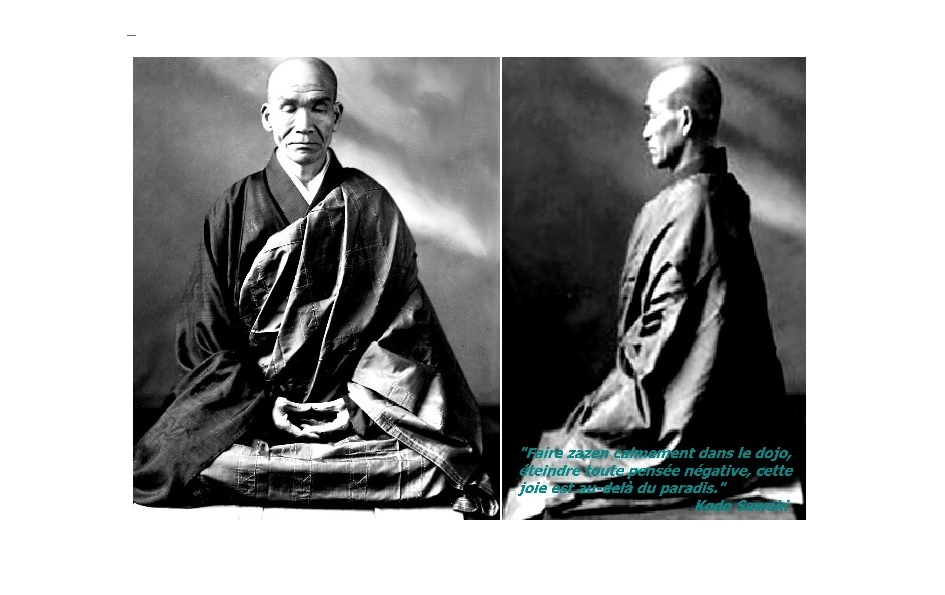 Méditation Zen au Dojo de Sceaux 92